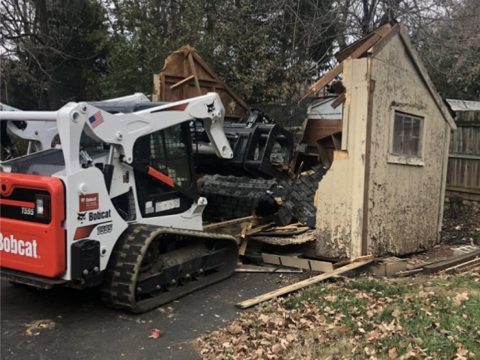 Pack Rat Hauling Demolition