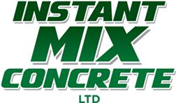 Instant Mix Concrete Logo