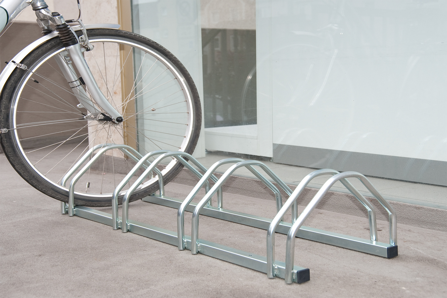 Compact Bicycle Rack