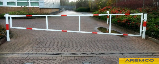 Manual Swing Security Gate