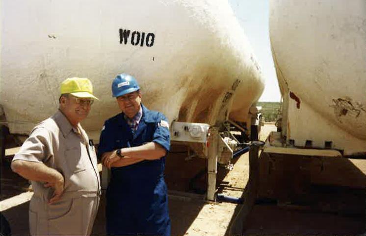 Reliant Holdings June 1989