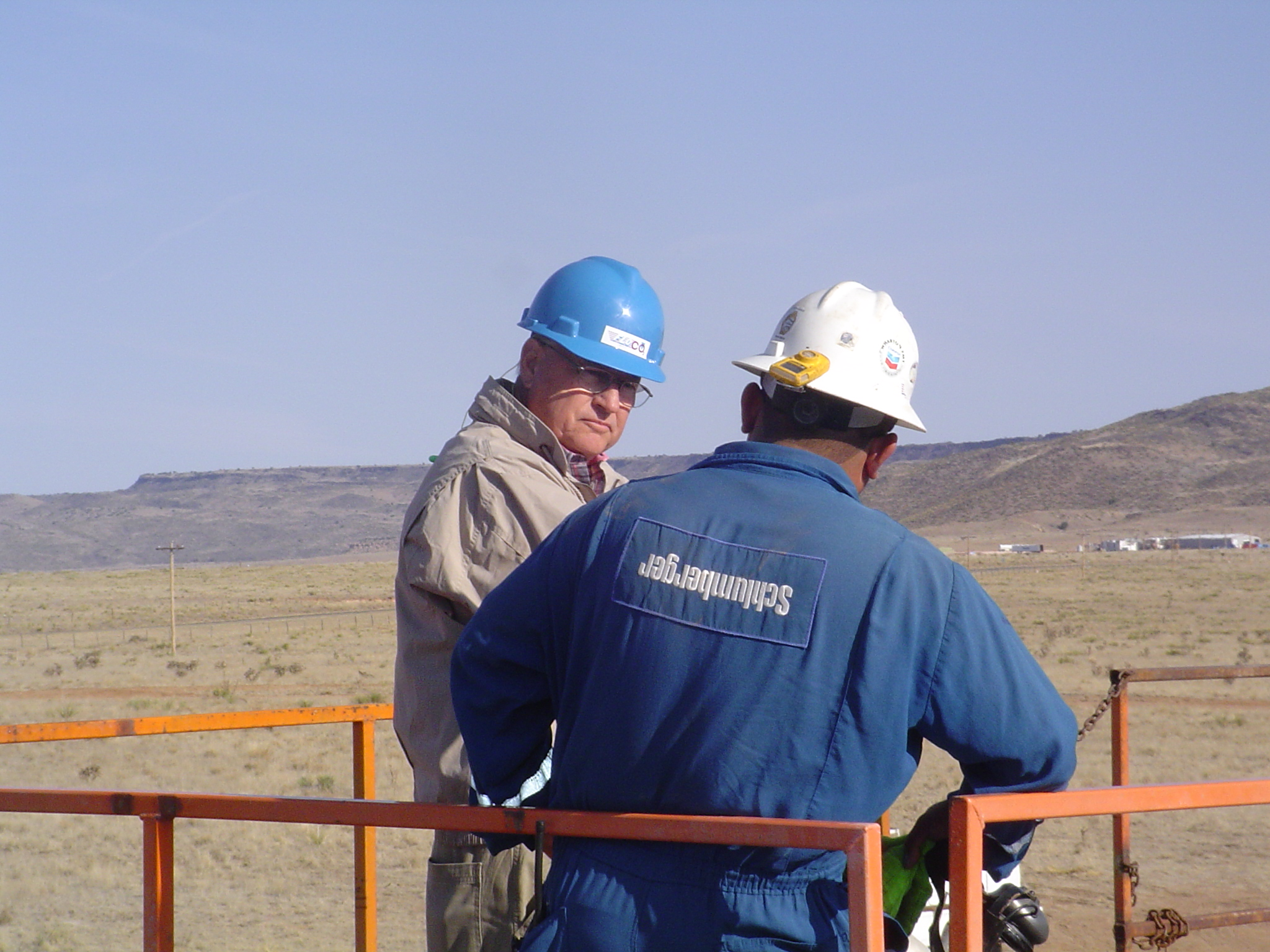 Reliant Holdings, Frac-area