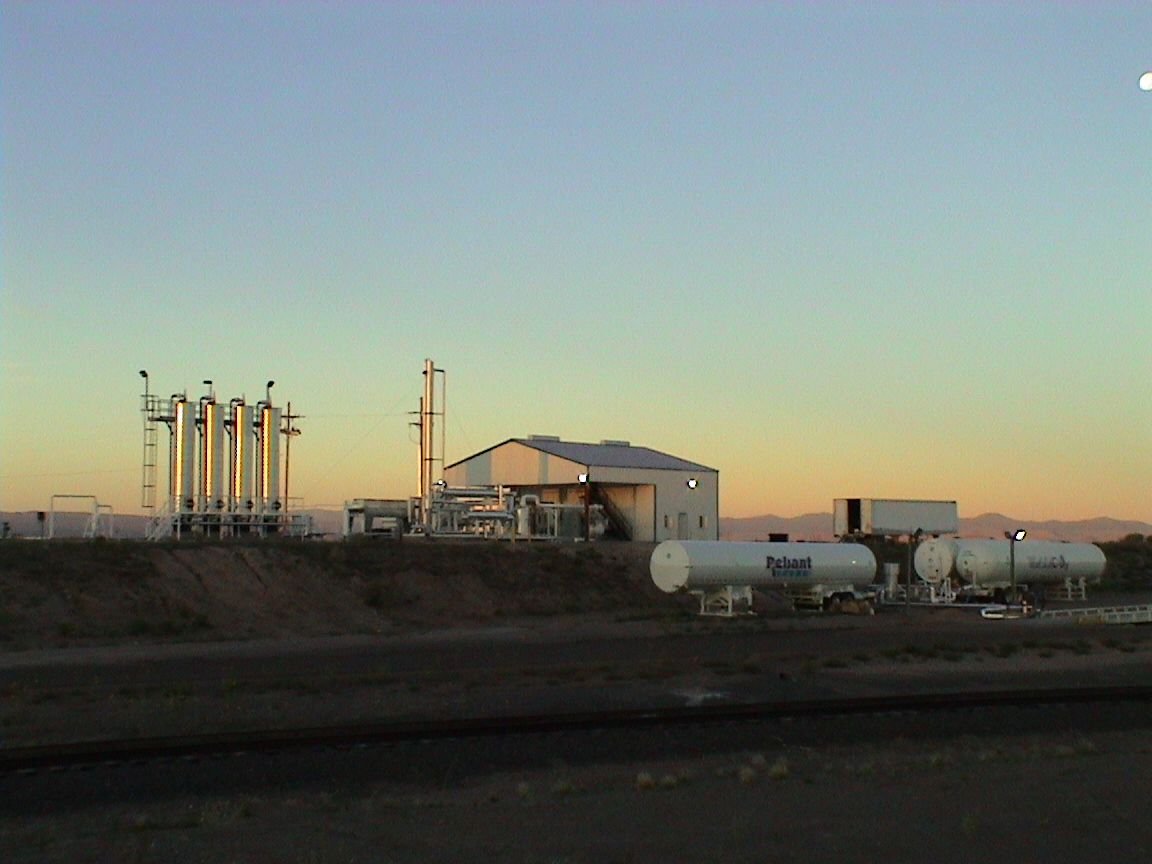 Reliant Holdings, Saint Johns Plant