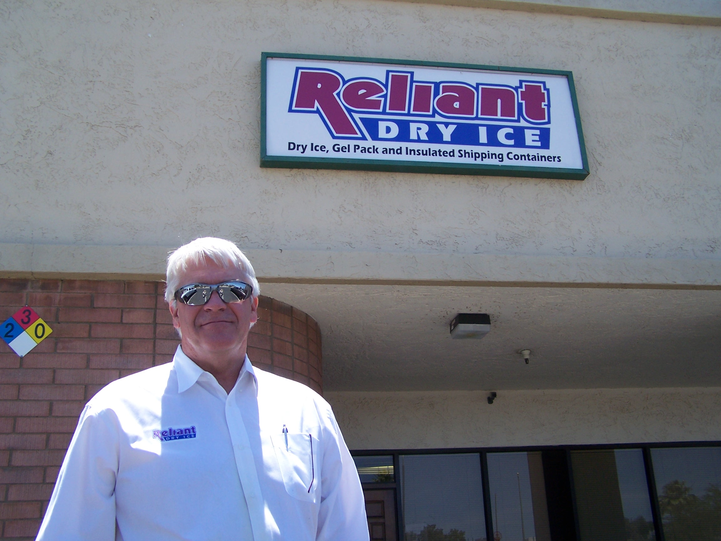 Reliant Holdings, Reliant Dry Ice acquisition