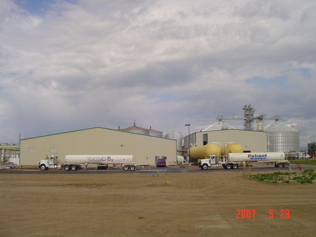 Reliant Holdings, Windsor plant