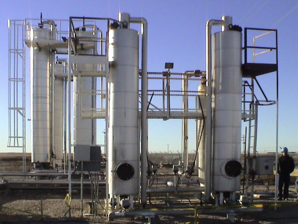 Reliant Holdings, Guymon plant