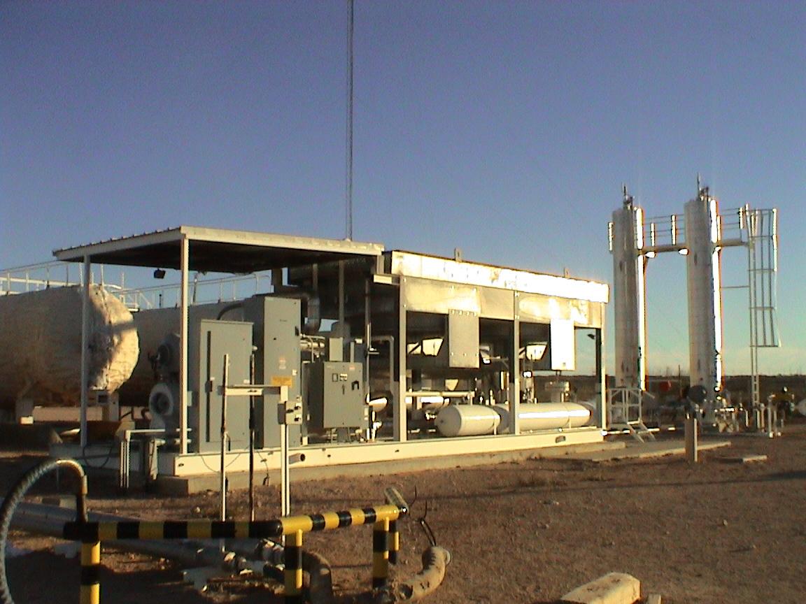 Reliant Holdings, Reliant Gases Maljamar Plant