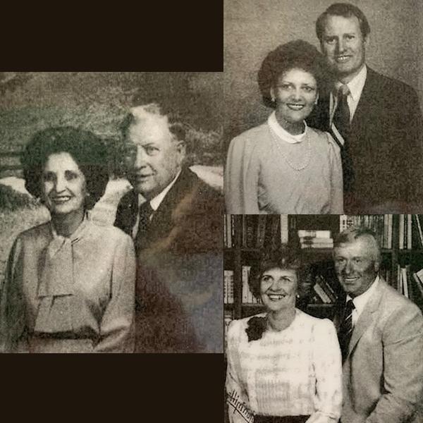 Vanderburg and Rice families