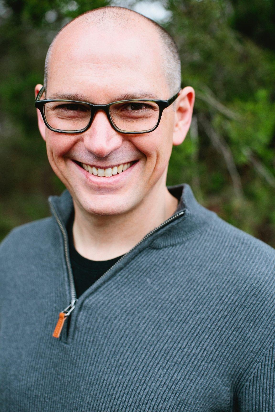 Chris Hyams Headshot
