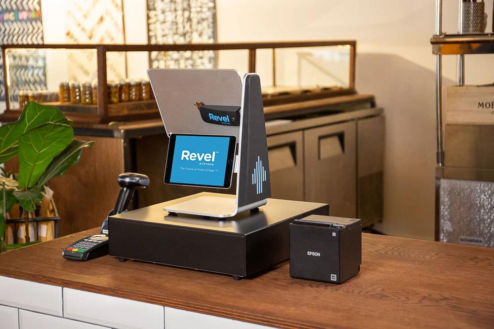 Revel Systems iPad POS hardware for restaurants
