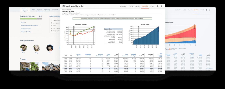 Charts Planning Image Financial Advisor in Irvine, California