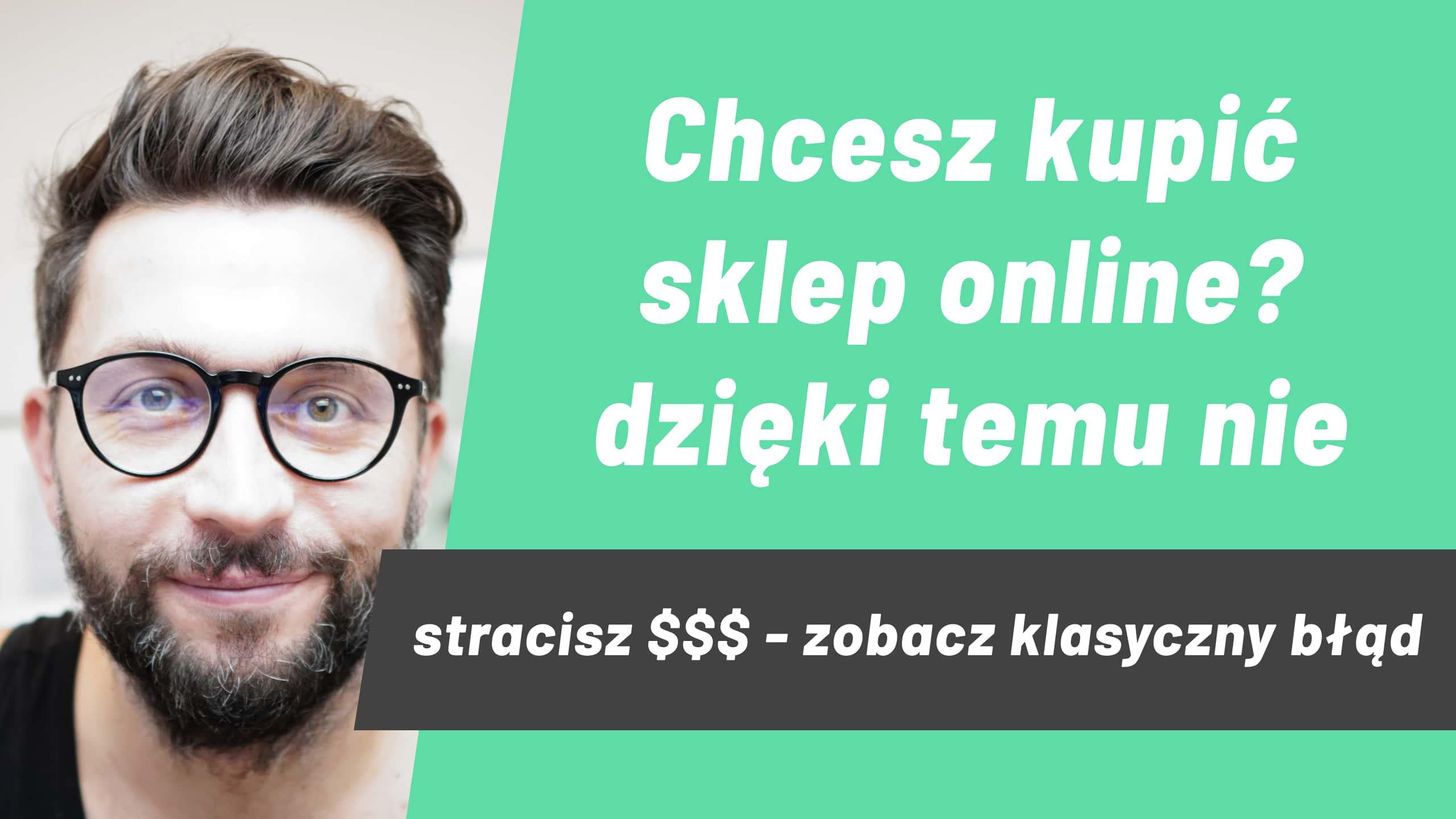projektowanie sklepu internetowego