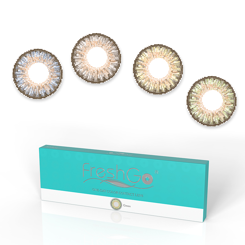 ONE-DAY COLOR CONTACT LENS