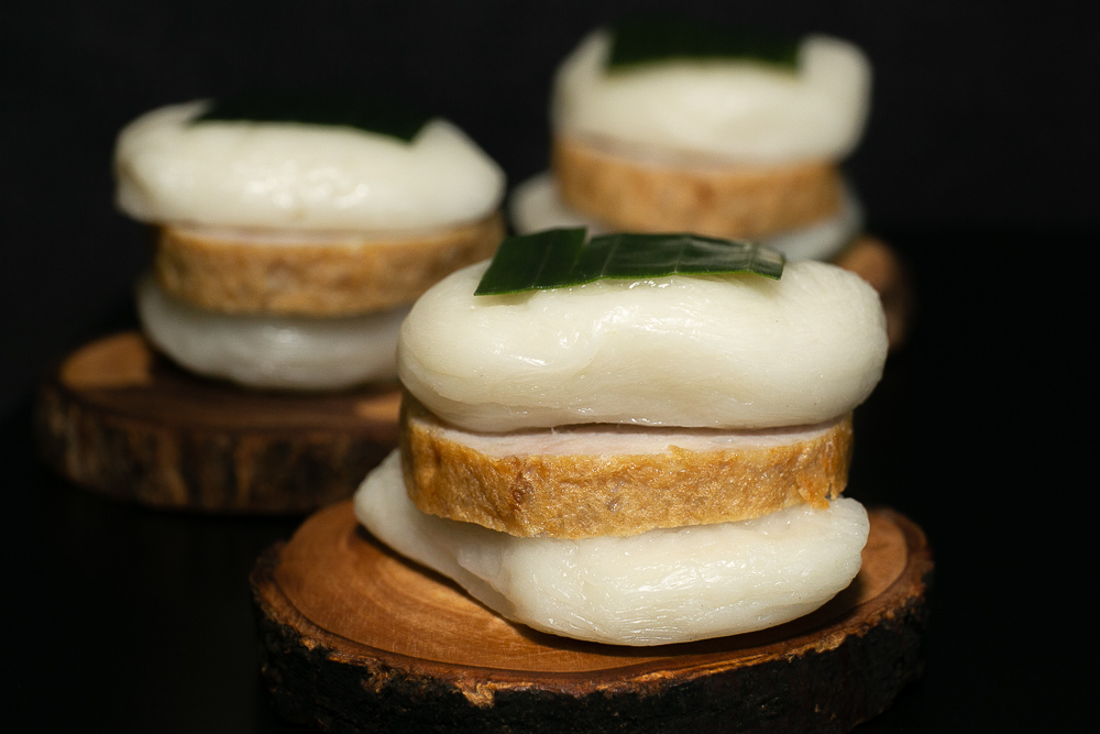 Mini slider sandwiches Duc Huong Sandwiches