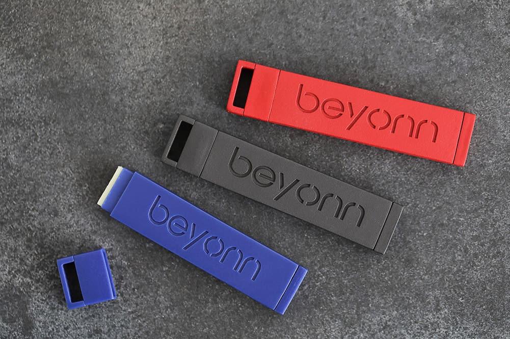 Beyonn lip balm flavors