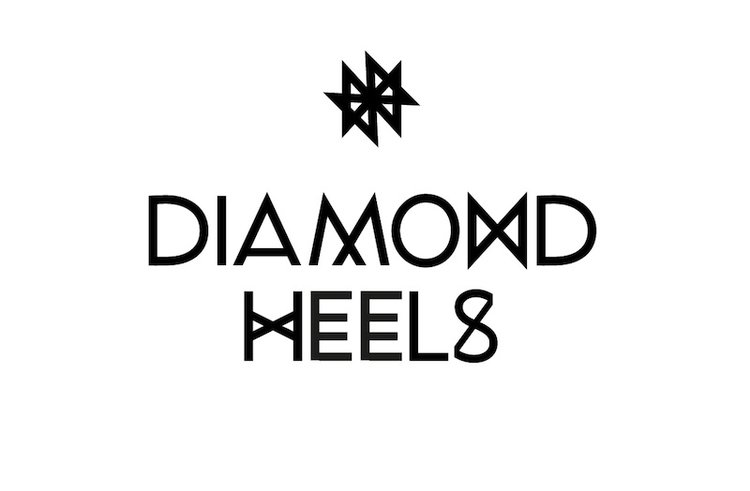 Diamond Heels Shoes Brand Logo