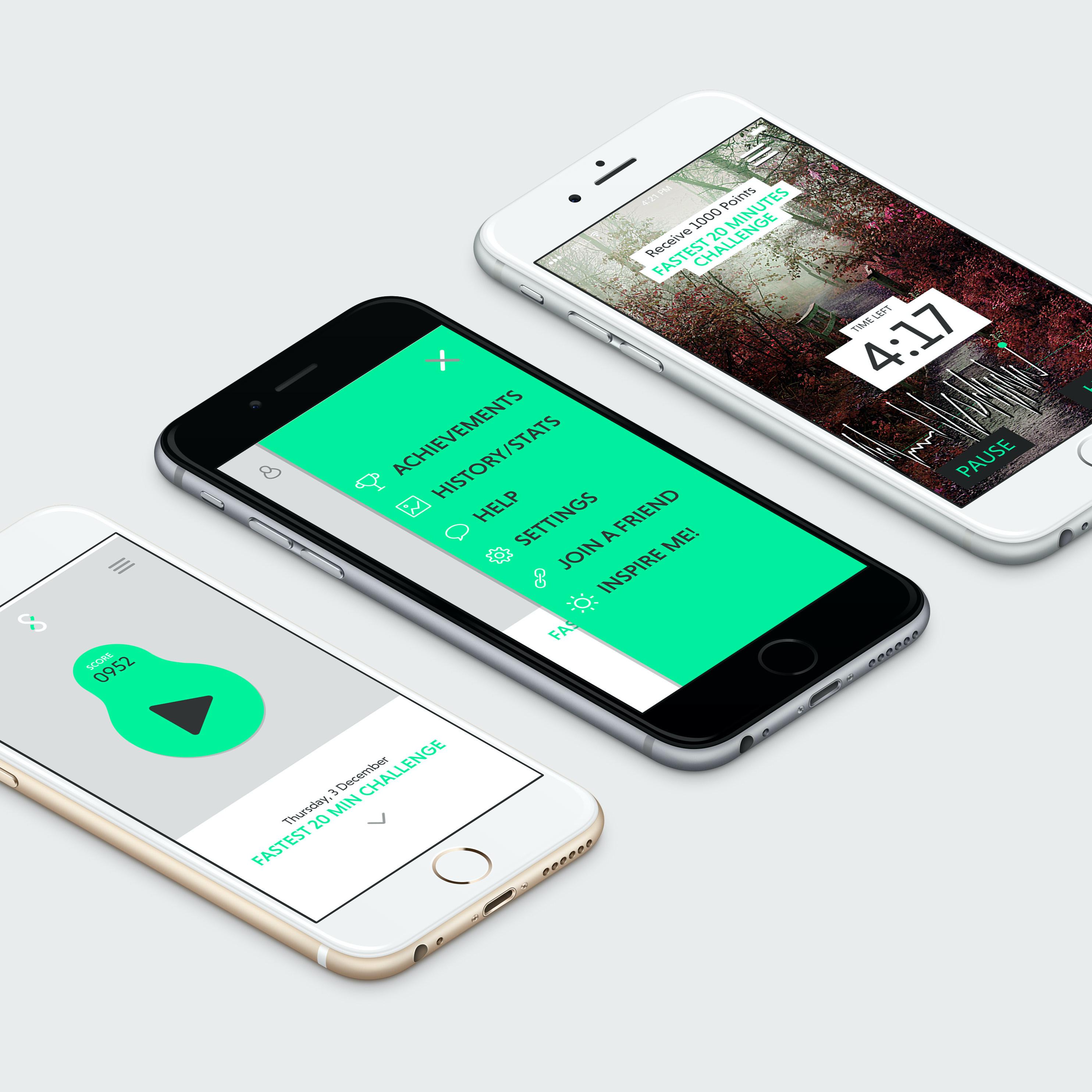 Fitness App [2-day Design Sprint]