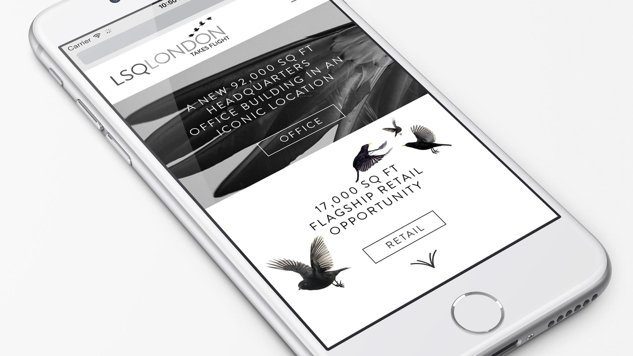LSQ London Website