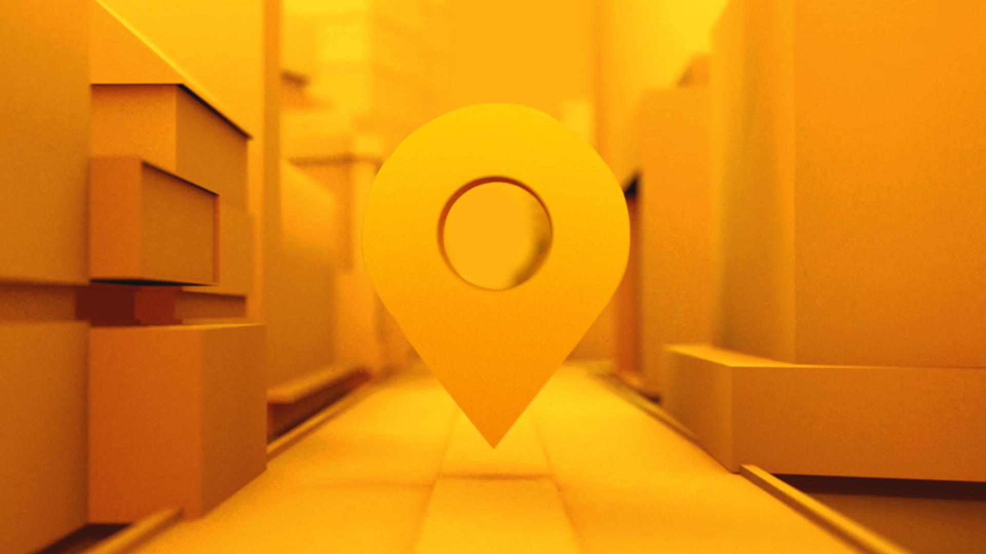 3d geo pin