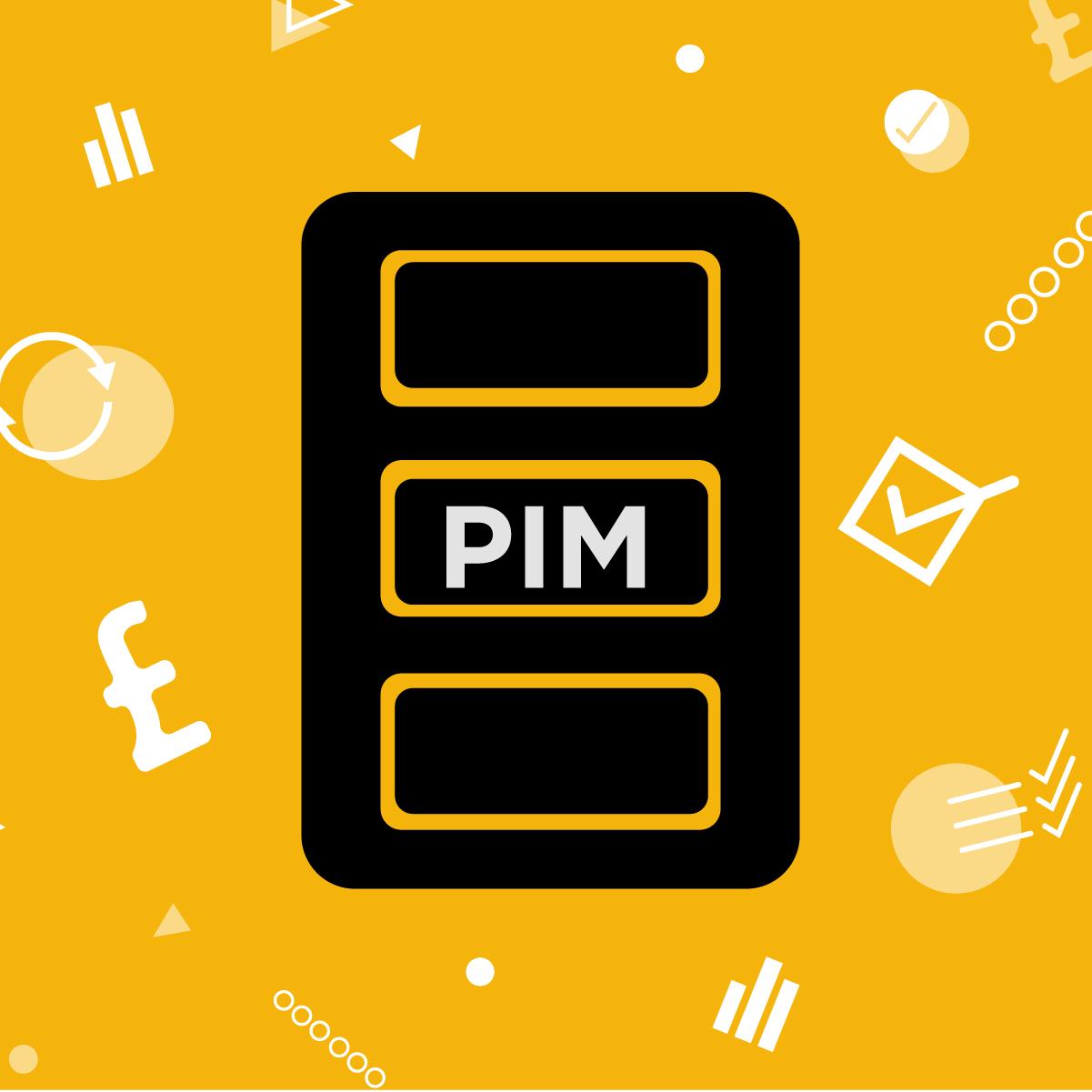 PIM system graphic