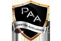 Prestige Auto Armor Logo