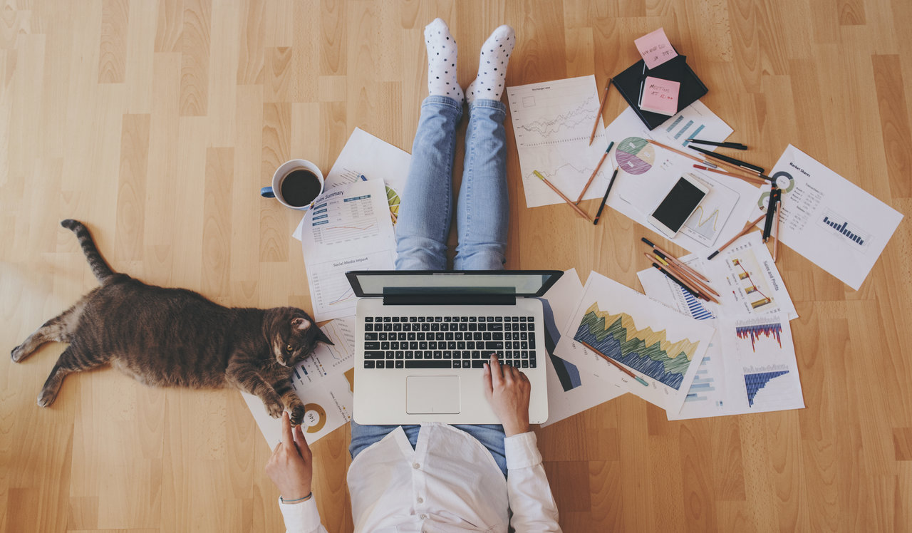 Work remotely and stay focused