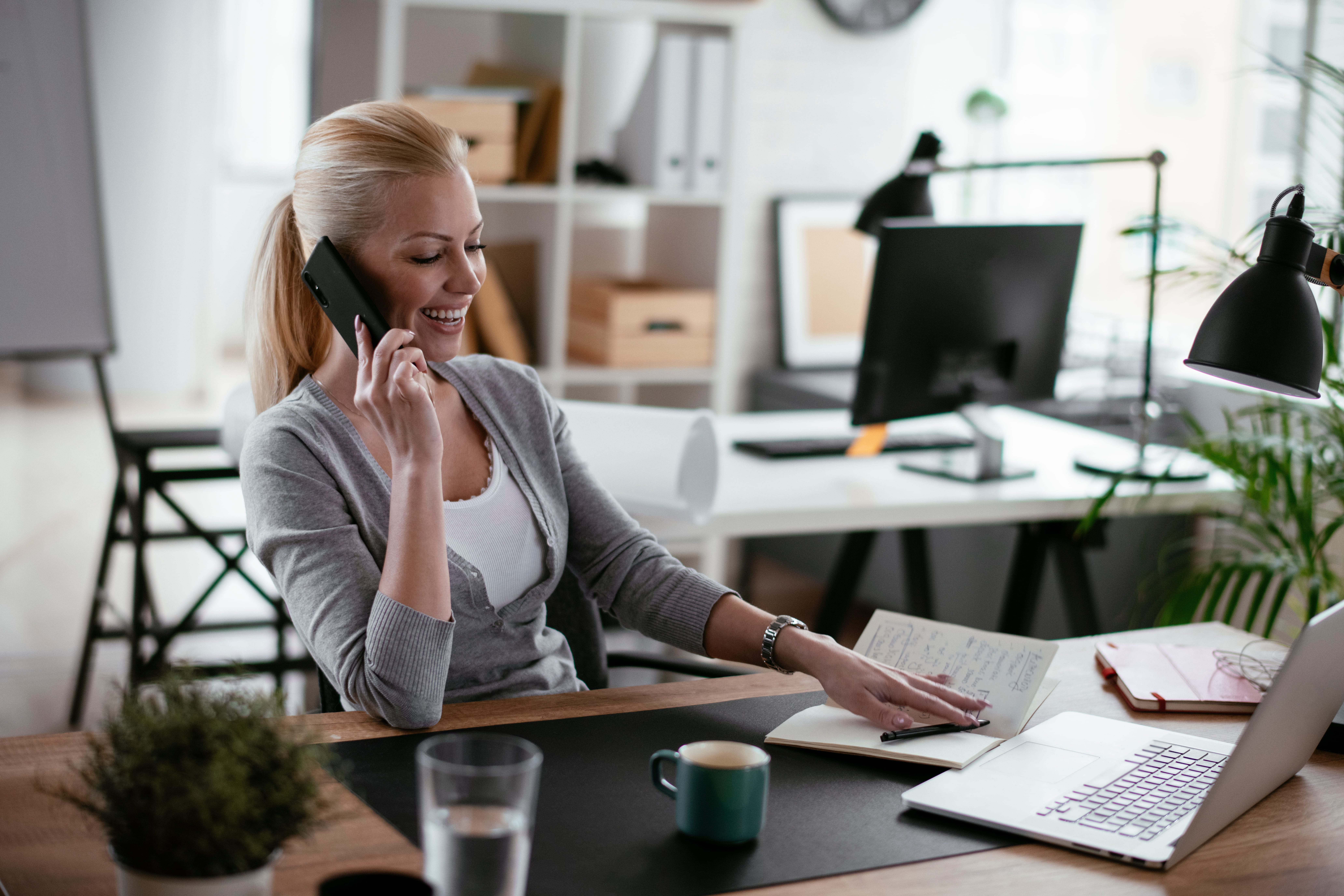 Staying connected while working apart