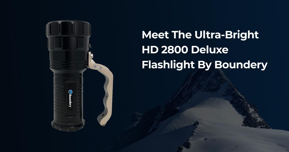 Haylo 174 Hd 2800 2 0 Deluxe Flashlight