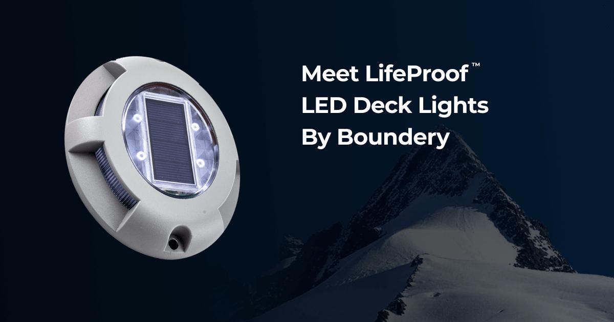 Lifeproof Led Deck Lights