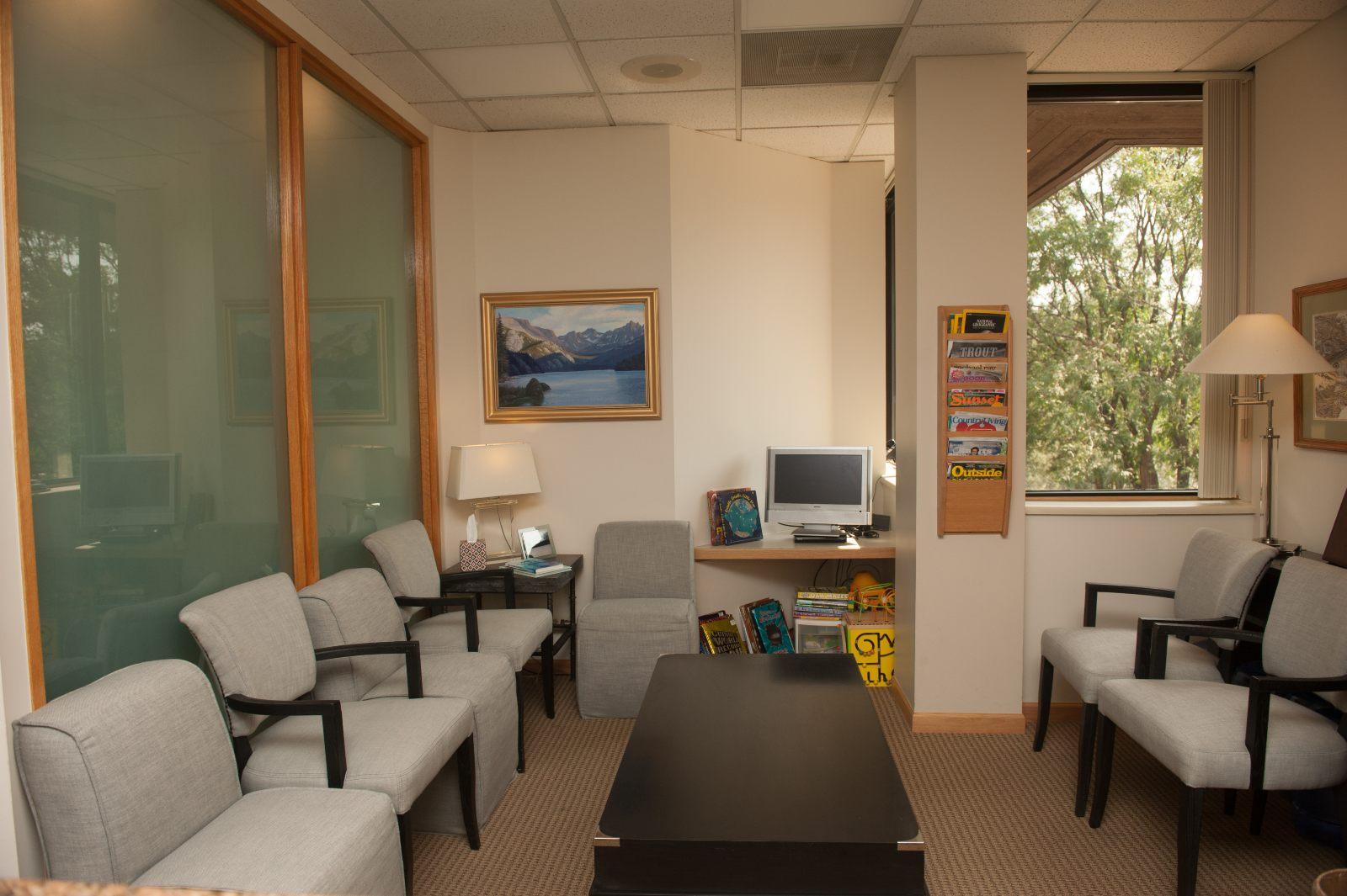 Dr. Carlson office