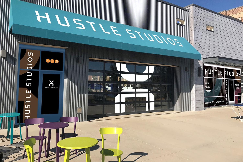 Hustle Studio in Tampa
