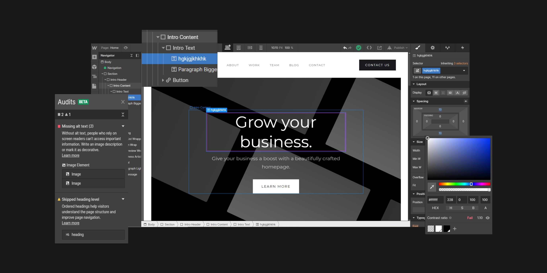 Design Debt In Webflow [1]