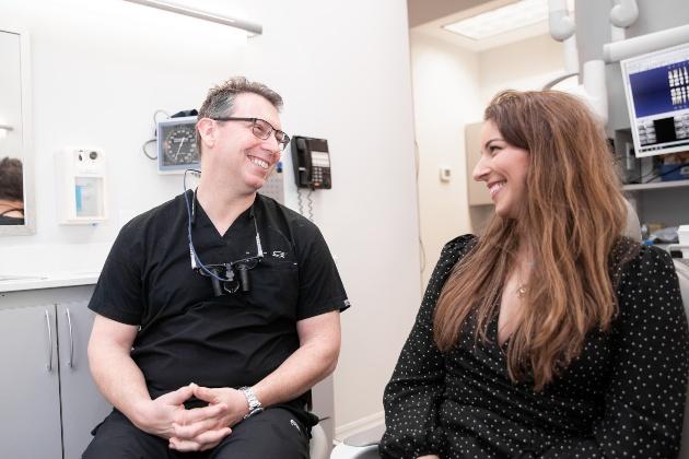 Dental assistant using sedation dentistry