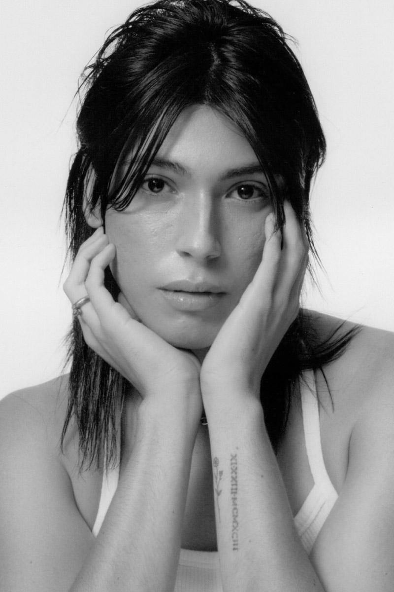 Portrait of Stevens Añazco
