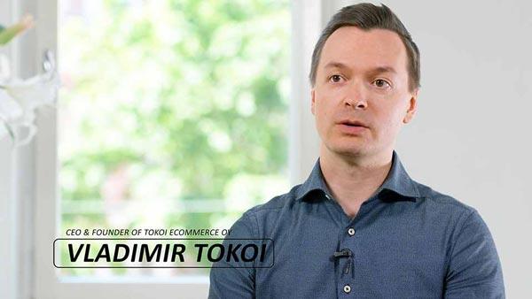 Suojakalvotukun Vladimir Tokoi on tyytyväinen MyCashflow-alustaan