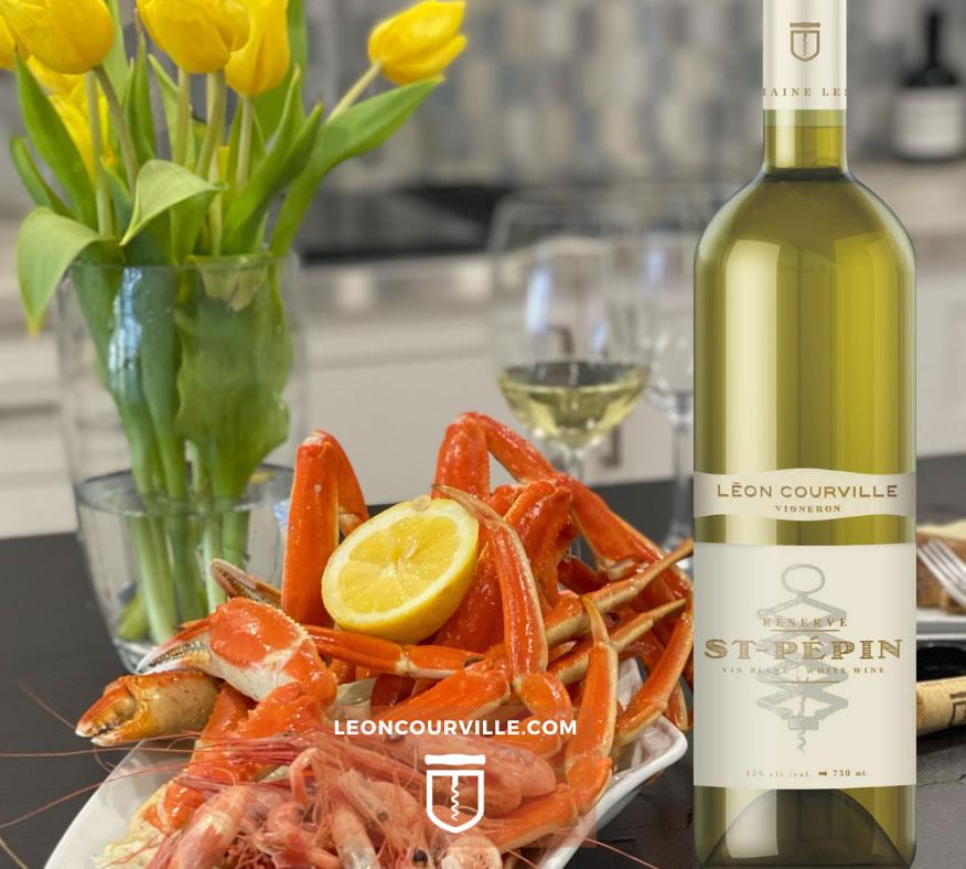 Délice de la mer - Le luxe gourmand à votre portée