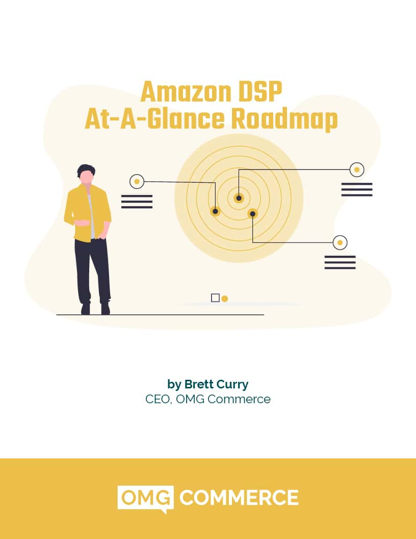 Amazon DSP Road Map