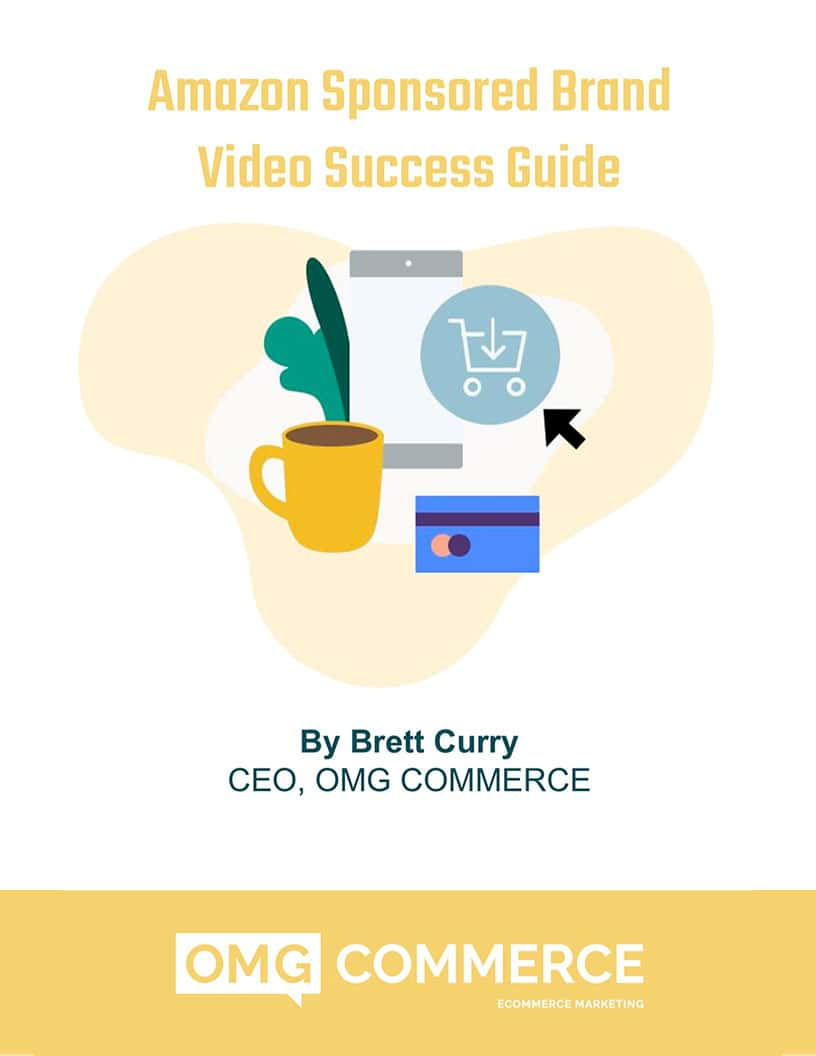 Amazon Sponsored Brand Videos Guide