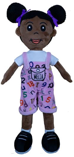Smart Me Melia Doll
