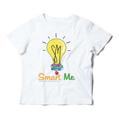 Smart Me Lightbulb T-shirt
