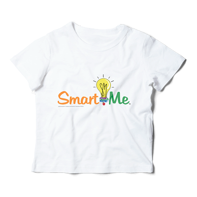 Smart Me Logo T-shirt