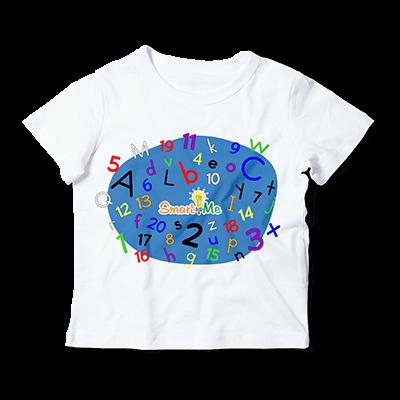 Smart Me Blue T-shirt