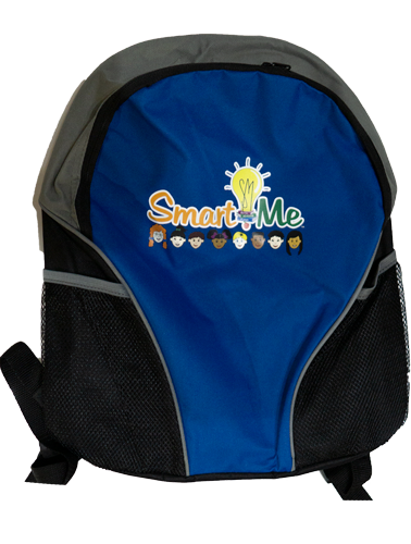 Smart Me Blue Back Pack