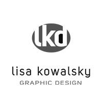 Lisa Kowalsky Graphic Design Logo