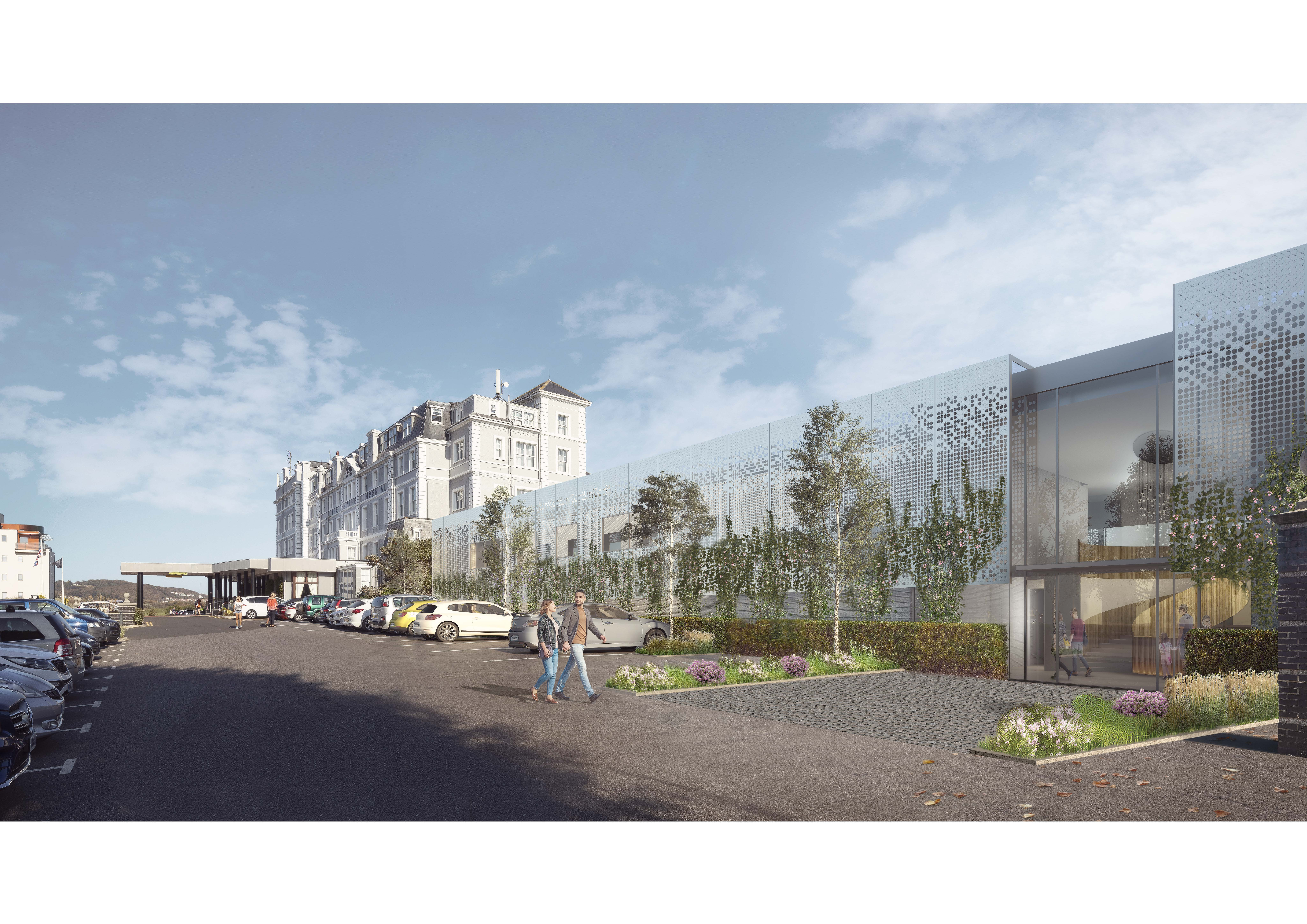 GSE Group receives Planning Consent for The Hythe Imperial Hotel