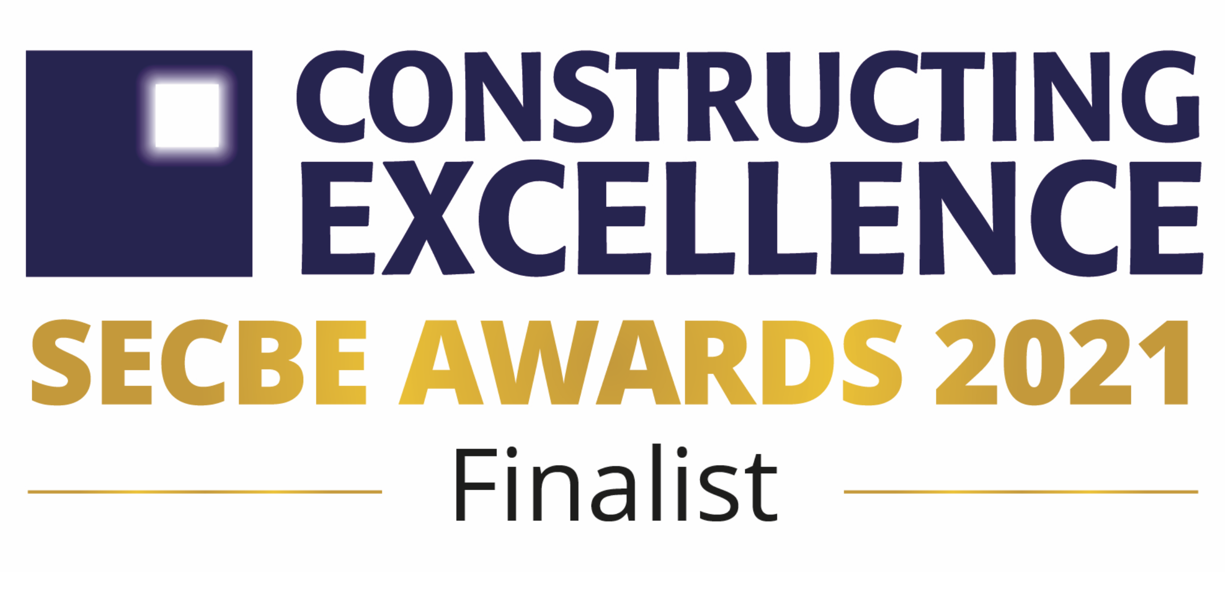 GSE Plant Ltd are Finalists in the Constructing Excellence SECBE Awards 2021!
