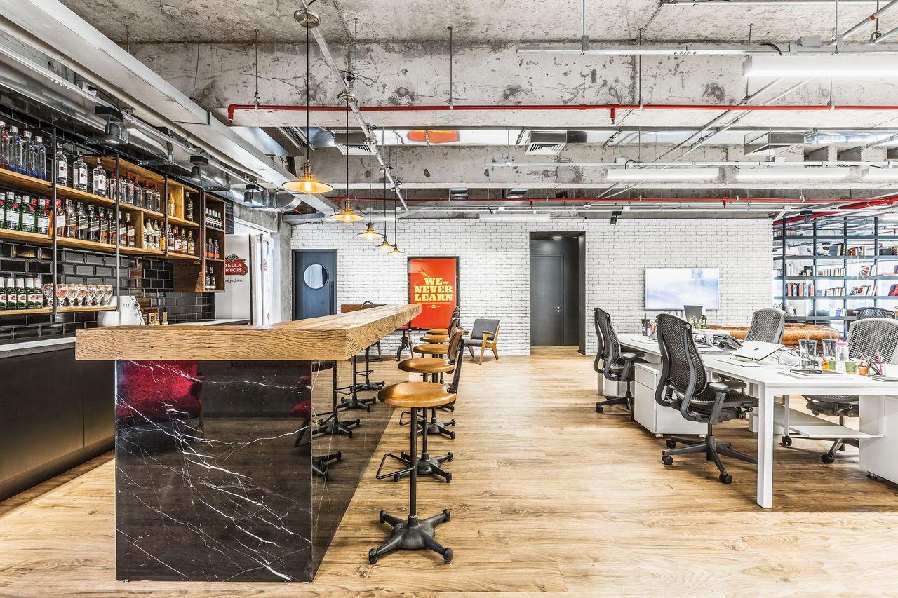 Projeto Corporativo | Bar X Espaço de trabalho?!
