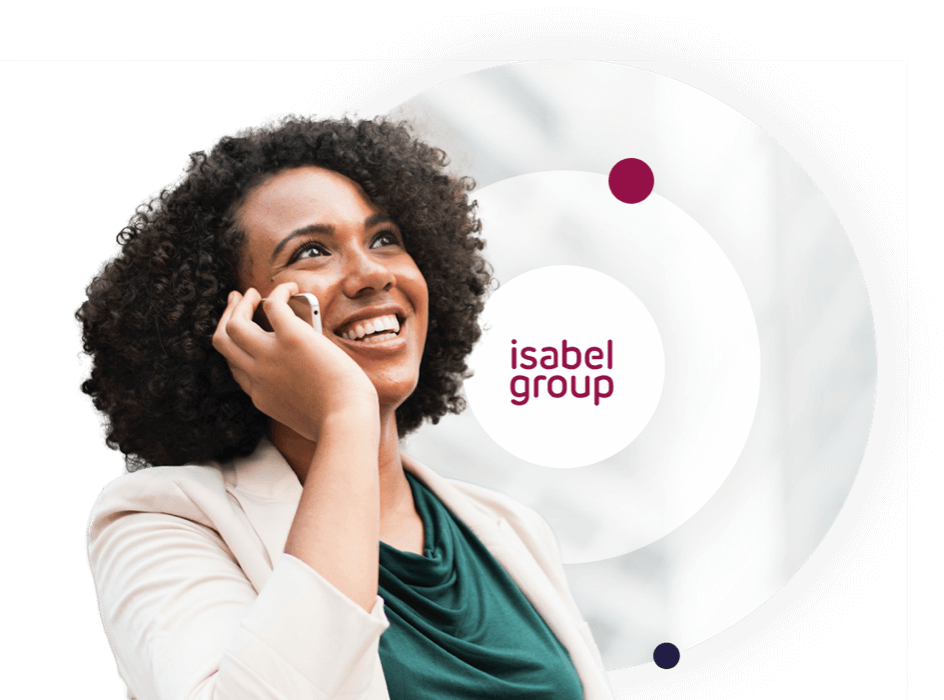 The new branding of Isabel Group
