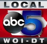 Local ABC-5 WOI-DT news logo