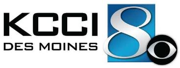 KCCI Channel 8 News Logo